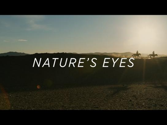 Crosscall Film Ad - NATURE'S EYES