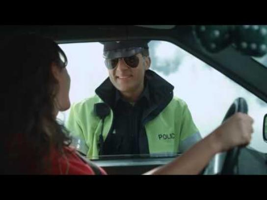 Trident Film Ad -  Traffic Police