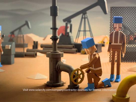 SolarCity Film Ad -  Gas