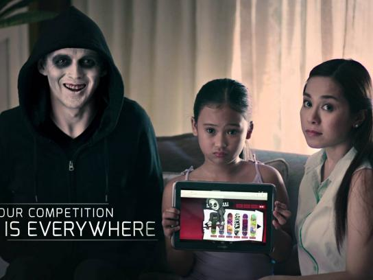 PLDT Film Ad -  I am everywhere