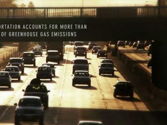 David Suzuki Outdoor Ad -  The Rising Tide Project