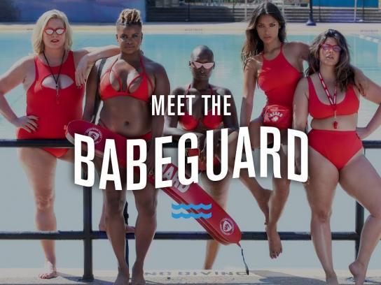 Chromat Film Ad - Meet the #ChromatBABE Guard