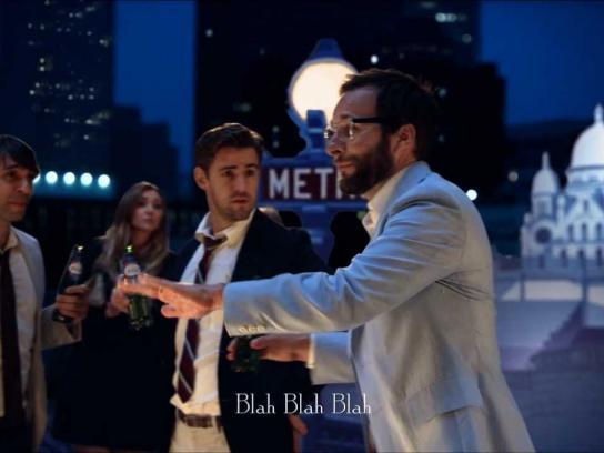 Kronenbourg Film Ad -  The French blah blah