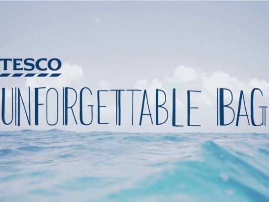 Tesco Ambient Ad - Unforgettable Bag