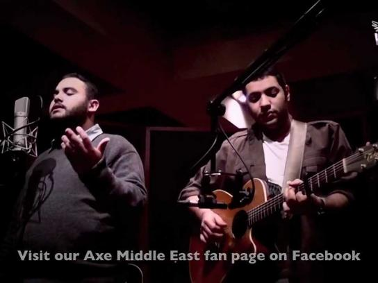 Axe Digital Ad -  Valentine's Day songs