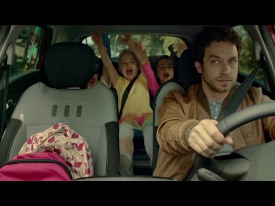 Renault Film Ad -  Theme park