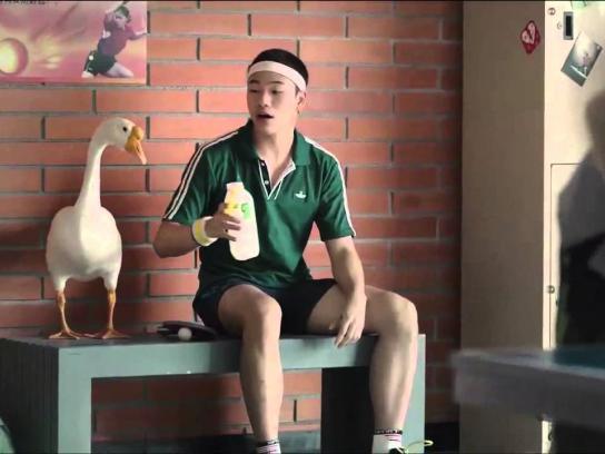 Tencent QQ Film Ad -  Amazing goose