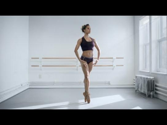 Under Armour Film Ad -  I Will What I Want - Misty Copeland