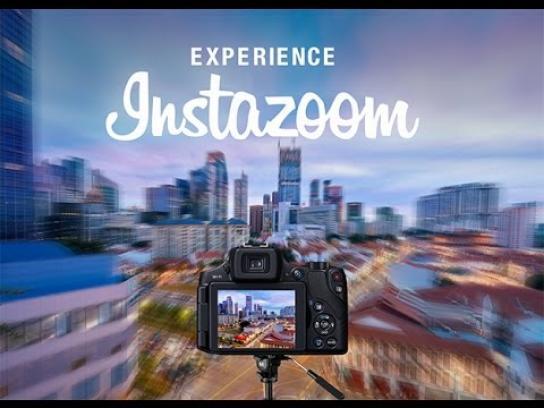 Canon Digital Ad - Instazoom