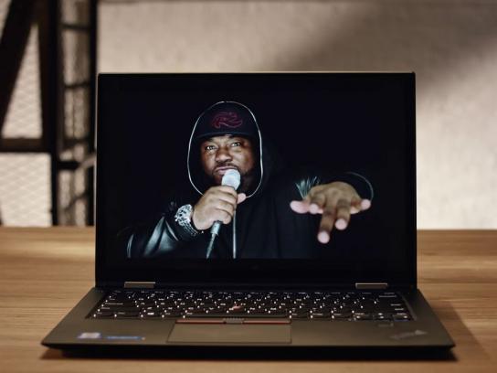 Lenovo Film Ad - Beatbox