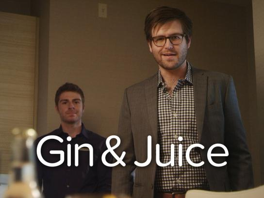 Kimpton Hotels & Restaurants Digital Ad -  Gin & Juice