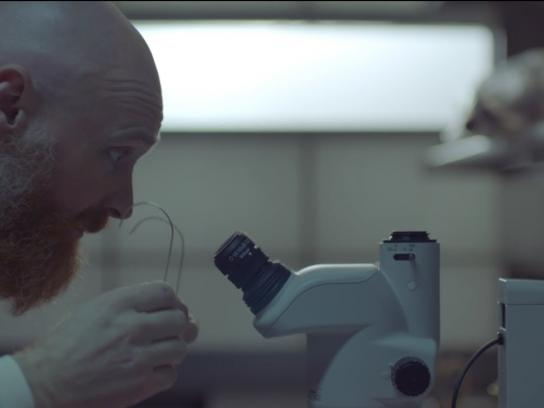 Nomad Film Ad -  Scientist