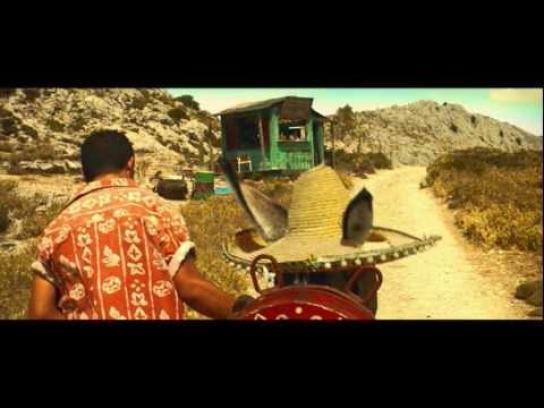 Berocca Film Ad -  Donkey