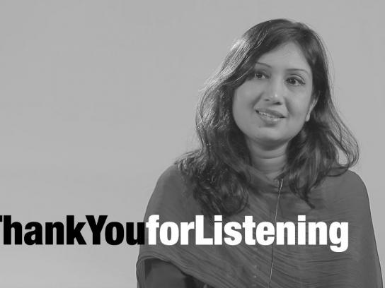 BRAC Film Ad - Thank You for Listening