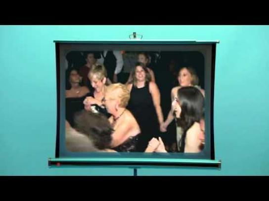 Mitchum Film Ad -  Love Thy Pits, Dance Machine