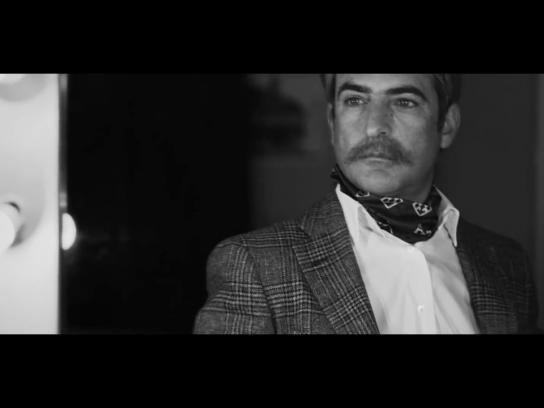 Mansarda Film Ad - Old age shouldn't be masked