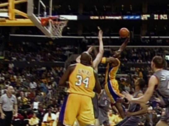 NBA Film Ad -  Forever Kobe