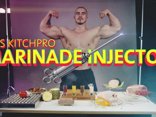 CoolStuff Digital Ad -  Das Marinade Injector