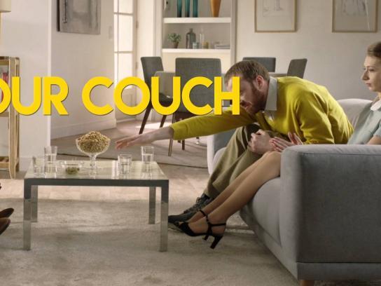 Monsieur Meuble Film Ad - The peanuts