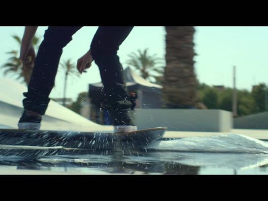 Lexus Digital Ad -  The Lexus hoverboard
