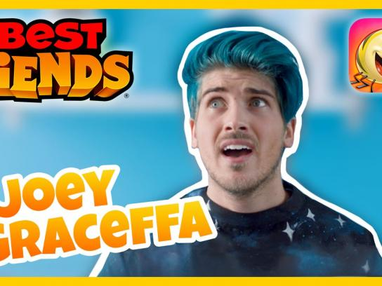 Best Fiends Digital Ad - Don't download Best Fiends! - Joey Graceffa