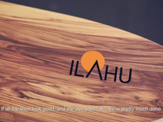 Sol Digital Ad - Local Heros - Ilahu Snow Surfboards
