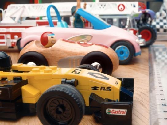 Renault Film Ad - Renault Sport x LEGO - RS Spirit Never Stops