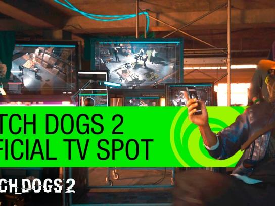 Watch Dogs Film Ad - Anti heroes