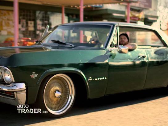 Auto Trader Film Ad -  Low-Rider