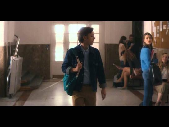 Interflora Film Ad -  Odd love