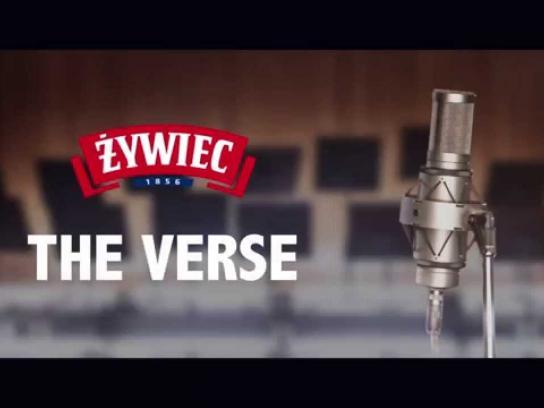 Zywiec Digital Ad -  The Verse