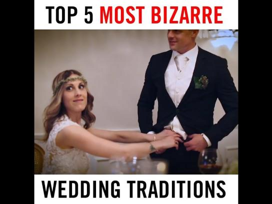 Save the Children Film Ad - The Most Bizarre Wedding Tradition