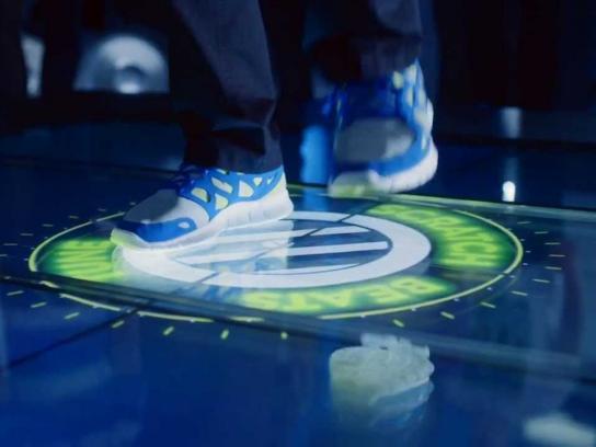 Foot Locker Film Ad -  Sneaker Mix