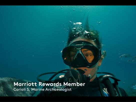 Marriott Film Ad - It's all about the moments