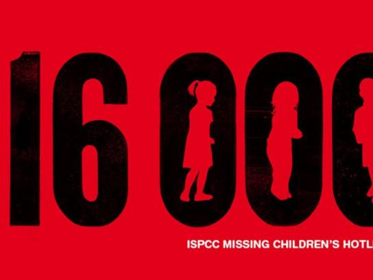 ISPCC Film Ad -  Missing Children Hotline 116 000