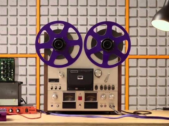 Cadbury Digital Ad -  Mixed by music