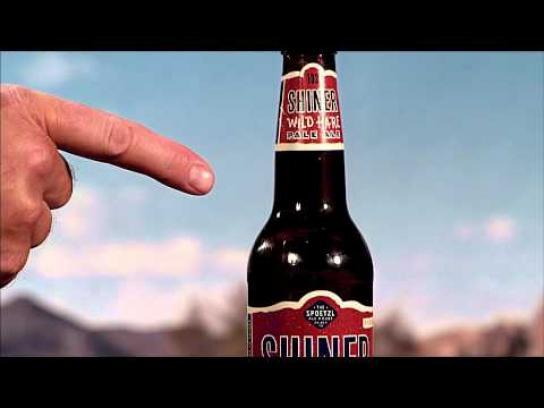 Shiner Beer Film Ad -  Characteristics