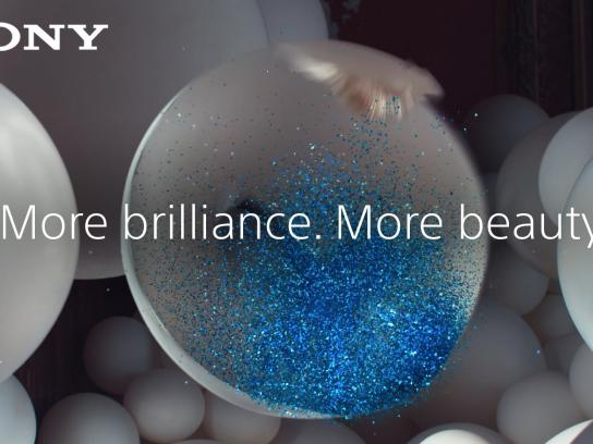 Sony Film Ad - Full glitter