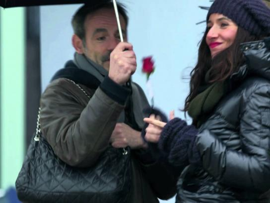 Wilkinson Outdoor Ad -  Smooth Valentine's Day