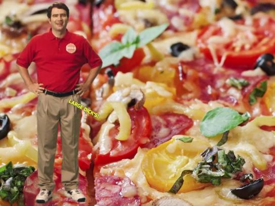 SiriusXM Film Ad - Dick's pizza