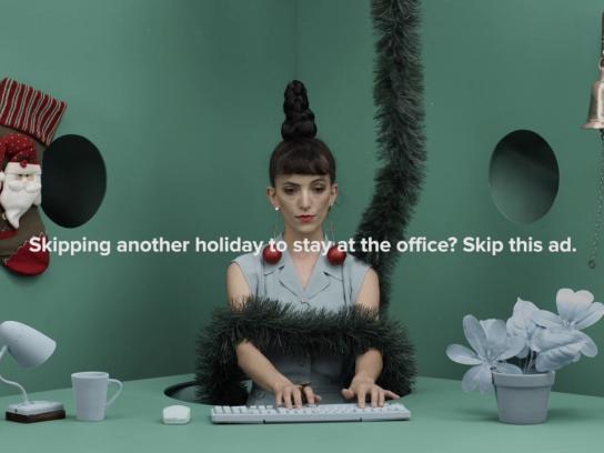 Flights.com Film Ad - Christmas