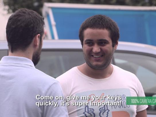 BNP Paribas Film Ad - Parking