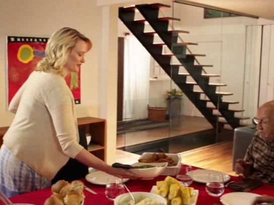 Ford Film Ad -  Dinner Rocks!