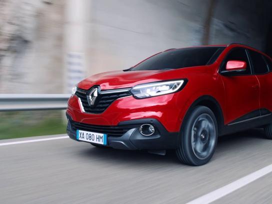 Renault Film Ad - Kadjar - TV