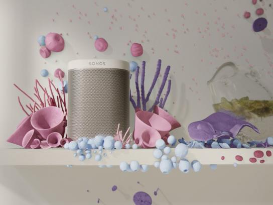 Sonos Film Ad -  Claymation