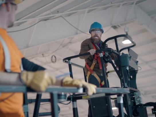 Timberland Film Ad - Favor