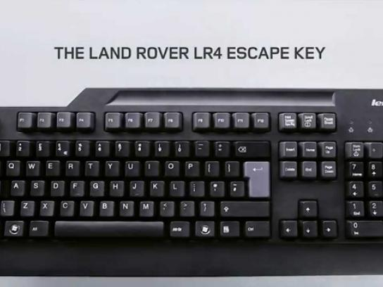 Land Rover Direct Ad -  The Land Rover Escape Key