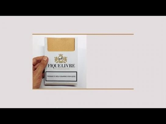 BemSer Direct Ad -  Anti-Tobacco Chewable Postcards