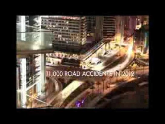 Nissan Ambient Ad -  Suggest an Arrest