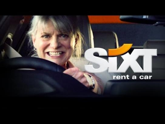 Sixt Film Ad - The cult